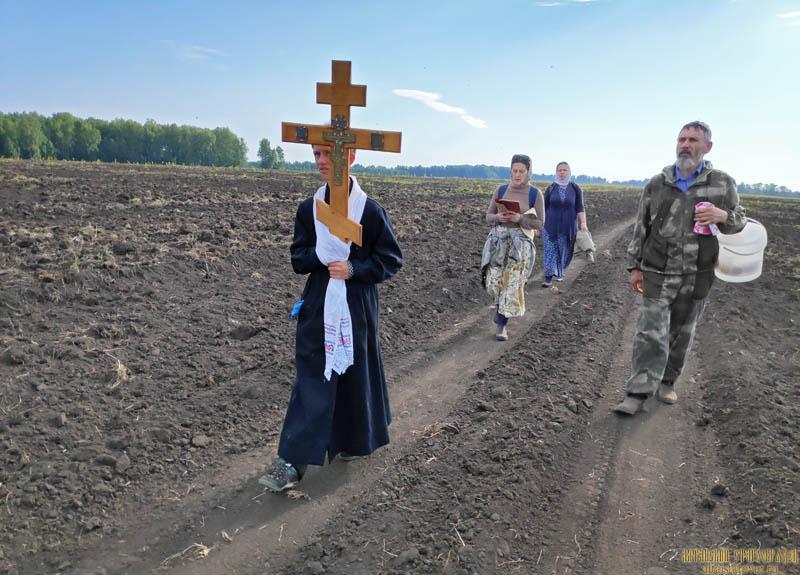 По дороге в Новоглушенку в 2021 году