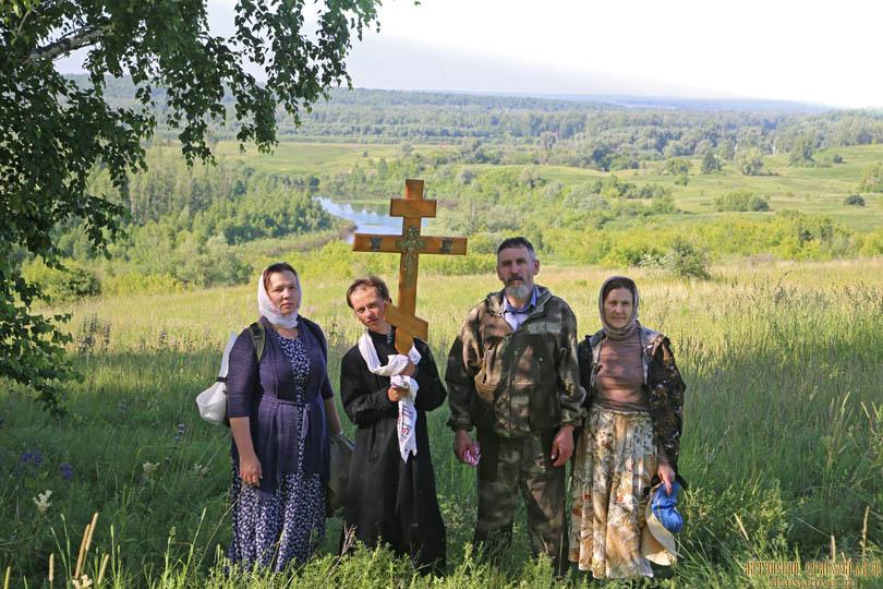 В Новоглушинке в 2021 году